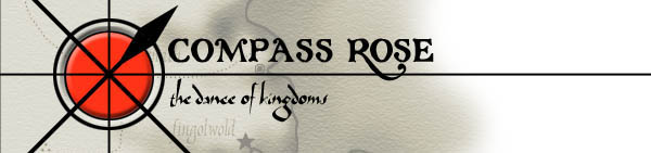 [Compass Rose, The Dance     of Kingdoms]